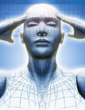 Meditation Head 2